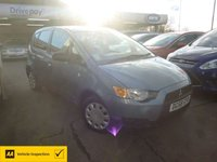USED 2009 58 MITSUBISHI COLT 1.1 CZ1 5d 75 BHP NEED FINANCE? WE STRIVE FOR 94% ACCEPTANCE