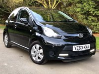 2013 TOYOTA AYGO 1.0 VVT-I MOVE WITH STYLE 5d 68 BHP £5990.00