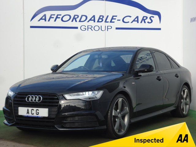 Used Audi Cars In Harrogate From Affordable Cars Group - Sports cars harrogate