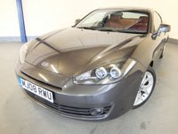 2008 HYUNDAI S-COUPE 2.0 SIII 3d 141 BHP £3690.00