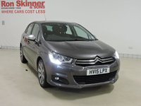 USED 2015 15 CITROEN C4 1.6 BLUEHDI FLAIR S/S 5d 118 BHP