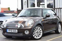 2010 MINI HATCH COOPER 1.6 COOPER MAYFAIR 3d 122 BHP £6995.00