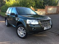 USED 2009 58 LAND ROVER FREELANDER 2.0 Td4 LANDROVER FREELANDER HSE TD4 PLEASE CALL TO VIEW