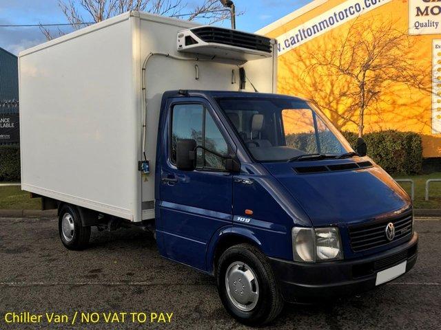2003 53 VOLKSWAGEN LT 35 MWB 2.5 TDI 109 [ Fridge Freezer Standby ] NO VAT TO PAY