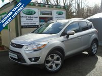 USED 2009 58 FORD KUGA 2.0 ZETEC TDCI AWD 5d 134 BHP **VEHICLE AT OUR UGBOROUGH  BRANCH**