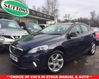 2015 VOLVO V40 1.6 D2 CROSS COUNTRY 5d 113 BHP £11989.00
