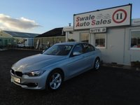 USED 2012 62 BMW 3 SERIES 2.0 318D SE 4d 141 BHP £50 PER WEEK NO DEPSOIT - SEE FINANCE LINK BELOW