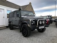2009 LAND ROVER DEFENDER 110 County Station Wagon 2.4 TDCi 5dr ( 122 bhp ) £24995.00