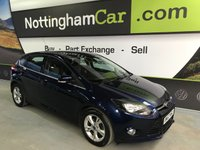 USED 2013 63 FORD FOCUS ZETEC TDCI
