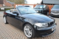 USED 2008 08 BMW 1 SERIES 3.0 125I SE 2d 215 BHP