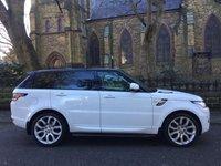 2015 LAND ROVER RANGE ROVER SPORT 3.0 SDV6 HSE 5d AUTO 306 BHP £47995.00