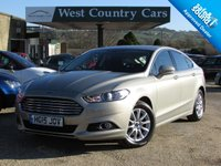 USED 2015 15 FORD MONDEO 1.5 ZETEC 5d 159 BHP Full Ford Service History