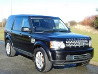 USED 2012 62 LAND ROVER DISCOVERY 3.0 4 SDV6 GS 5d AUTO 255 BHP 7 SEATS, 8 SPEED GEARBOX, DAB RADIO
