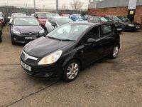 2010 VAUXHALL CORSA 1.4 SE 5d AUTO 98 BHP £5499.00