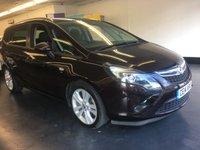 2014 VAUXHALL ZAFIRA TOURER 2.0 SRI CDTI 5d AUTO 162 BHP £8995.00