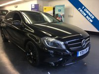 USED 2015 15 MERCEDES-BENZ A CLASS 2.1 A200 CDI SPORT 5d AUTO 136 BHP 1 PRIVATE OWNER , FULL MAIN DEALER SERVICE HISTORY