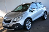 USED 2014 14 VAUXHALL MOKKA 1.7CDTi TECH LINE 5 DOOR 6-SPEED 128 BHP Finance? No deposit required and decision in minutes.