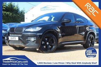 2008 BMW X6 3.0 XDRIVE30D 4d AUTO 232 BHP £14950.00