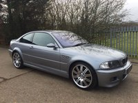 USED 2004 04 BMW M3 3.2 M3 2d 338 BHP FBMWSH / 6 Speed Manual