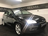 2007 FORD FOCUS 1.8 SPORT S LIMITED EDITION 5d 124 BHP £2500.00