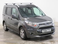 USED 2014 64 FORD TOURNEO CONNECT 1.6 TITANIUM 5d AUTO 148 BHP ***1 Owner, Full Service History, Panoramic Glass Roof, Bluetooth, Cruise Control, Climate Control***