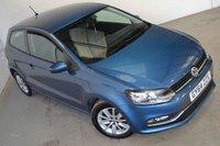 2014 VOLKSWAGEN POLO 1.2 SE TSI 3d 89 BHP £7490.00