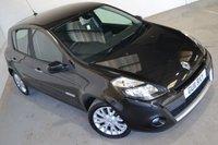 2011 RENAULT CLIO 1.5 DYNAMIQUE TOMTOM DCI 5d 88 BHP £3990.00