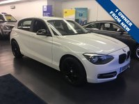 2015 BMW 1 SERIES 1.6 116I SPORT 5d 135 BHP £SOLD