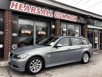 USED 2007 07 BMW 3 SERIES 2.0 320D SE TOURING 5d AUTO 161 BHP