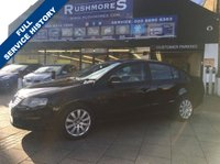 USED 2006 56 VOLKSWAGEN PASSAT 2.0 TDI S 4d 138 BHP COMPLETE SERVICE HISTORY FROM 68,000 MILES, ONLY 2 PREVIOUS OWNERS