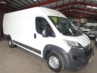 2015 CITROEN RELAY 2.2 35 HEAVY L4H2 HDI 130 BHP EXTRA LWB-ONE OWNER WITH HISTORY  £10995.00