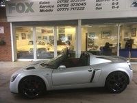 USED 2006 06 VAUXHALL VX220 2.0 TURBO 2d 190 BHP