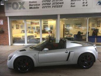 View our VAUXHALL VX220