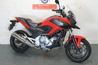 View our HONDA NC 700