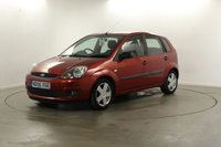 2006 FORD FIESTA 1.4 ZETEC CLIMATE 16V 5d 80 BHP £SOLD