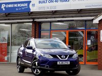 USED 2016 16 NISSAN QASHQAI 1.6 DCi N-CONNECTA XTRONIC 5dr AUTO (130) Pan Roof *ONLY 9.9% APR with FREE Servicing*