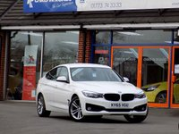 USED 2015 65 BMW 3 SERIES GRAN TURISMO 2.0 320D SPORT 5dr AUTO  *ONLY 9.9% APR*