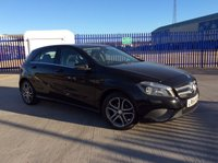 2014 MERCEDES-BENZ A CLASS 1.5 A180 CDI BLUEEFFICIENCY SPORT 5d 109 BHP £12750.00