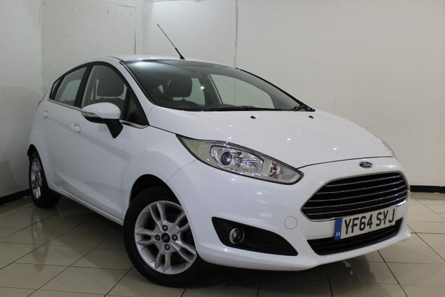 View our 2015 64 FORD FIESTA 1.2 ZETEC 5DR 81 BHP