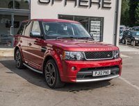2012 LAND ROVER RANGE ROVER SPORT 3.0 SDV6 HSE AUTOBIOGRAPHY 5d AUTO 255 BHP £SOLD