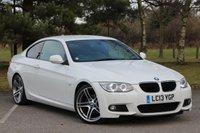 2013 BMW 3 SERIES 2.0 320I M SPORT 2d AUTO 168 BHP £14980.00