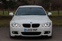 USED 2013 13 BMW 3 SERIES 2.0 320I M SPORT 2d AUTO 168 BHP