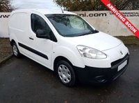 2012 PEUGEOT PARTNER 625 1.6 HDI PROFESSIONAL 3 SEATER  £3400.00