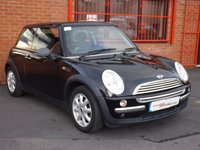 2004 MINI HATCH 1.6 ONE 3d  £1749.00