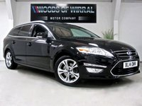 2014 FORD MONDEO 2.0 TITANIUM X BUSINESS EDITION TDCI 5d 138 BHP £12680.00
