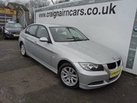 USED 2007 07 BMW 3 SERIES 2.0 318I SE 4d AUTO 128 BHP 52000 Miles Full Service History