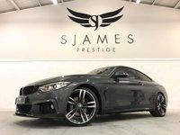 2015 BMW 4 SERIES 3.0 430D M SPORT 2d AUTO 255 BHP £21990.00