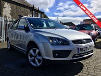 USED 2007 07 FORD FOCUS 1.8 ZETEC CLIMATE 5d 124 BHP PRICE INCLUDES A 6 MONTH RAC WARRANTY, 1 YEARS MOT WITH 12 MONTHS FREE BREAKDOWN COVER