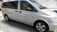 2012 MERCEDES-BENZ VITO 2.1 113 CDI TRAVELINER 5d 136 BHP