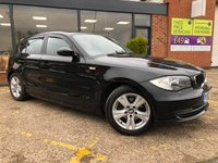 2007 BMW 1 SERIES 2.0 118I SE 5d 141 BHP £4343.00